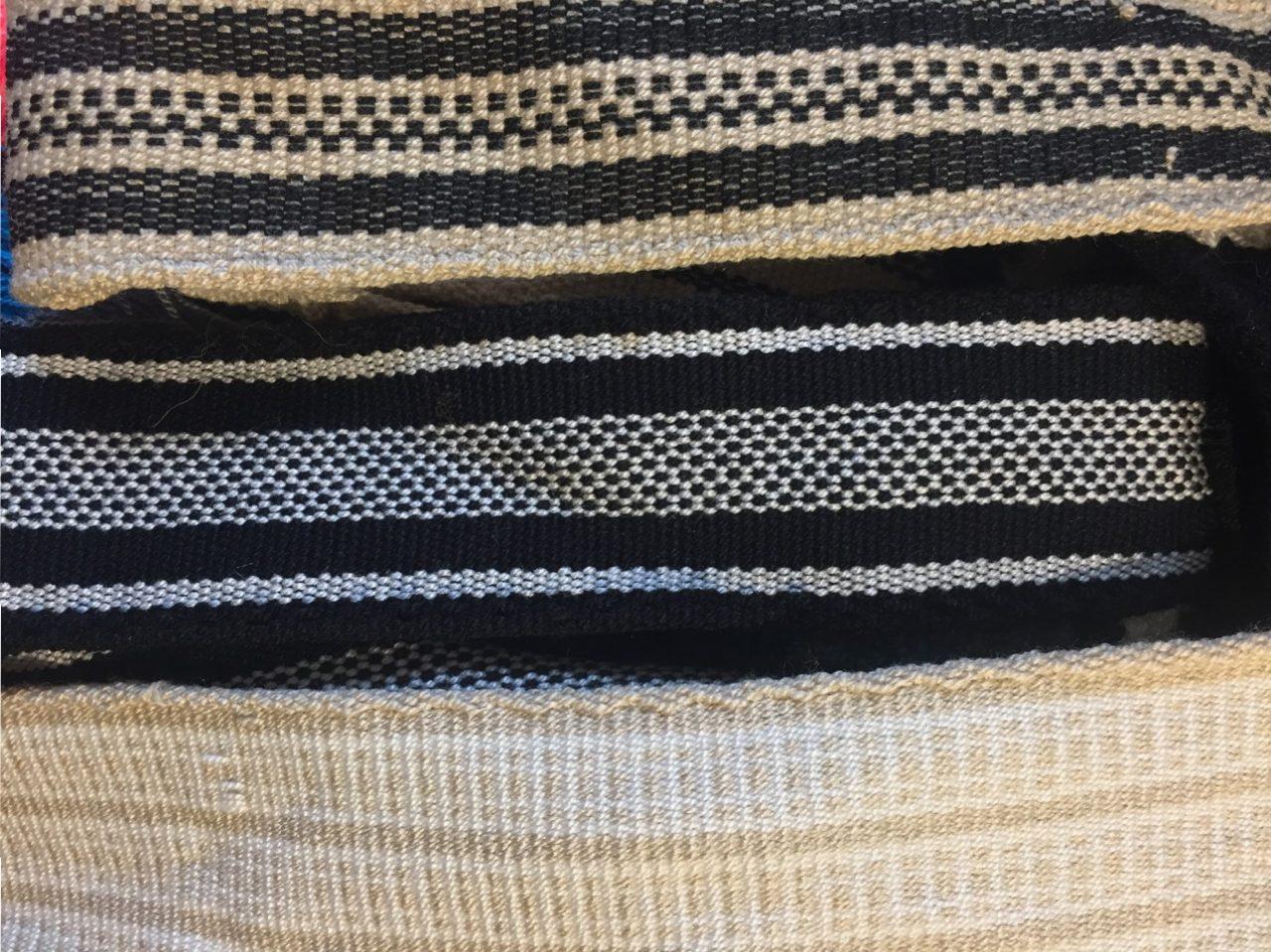 Differences Between Single Thread Wayuu Bag Strap